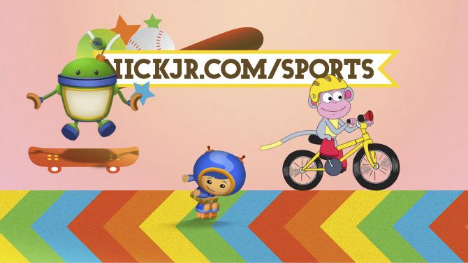 Bubble Guppies Preschool Learning Games on Nick Jr.