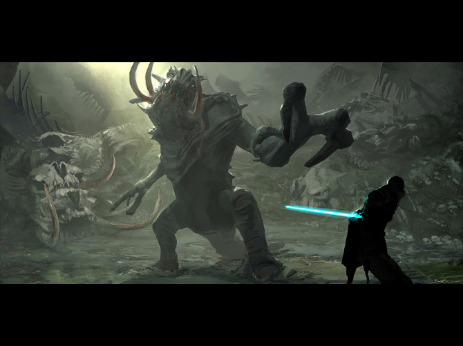 force unleashed i