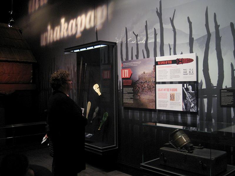 Rotorua Museum Joanneduffdesign