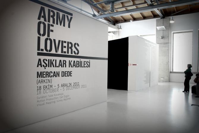 army of lovers cer modern tuba kocakaya art management curation. Black Bedroom Furniture Sets. Home Design Ideas
